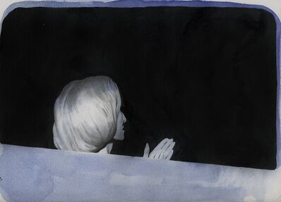 Luca Reffo, 'Hair', 2011