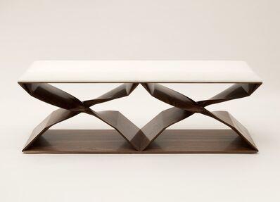 Carol Egan, 'Sculptural Hand Carved Bench', 2013