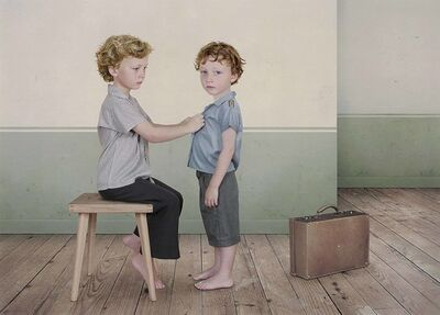 Loretta Lux, 'Hugo and Dylan 2', 2006