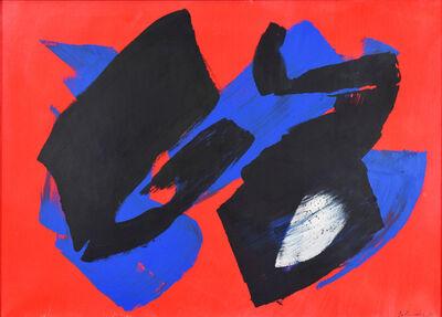 Gérard Schneider, 'Composition', 1974