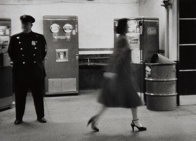 Sabine Weiss, 'New York', 1955