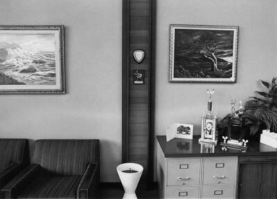 Bill Owens, 'Allstate Insurance Waiting Room, from Our Kind of People series', ca. 1970's
