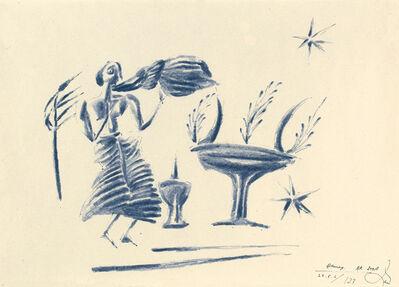 """Alexander Djikia, '""""Minoan series"""" 6', 2001-2002"""