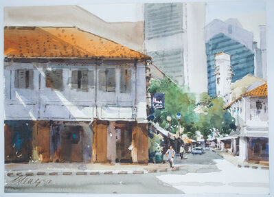 Ong Kim Seng, 'North Bridge Road'