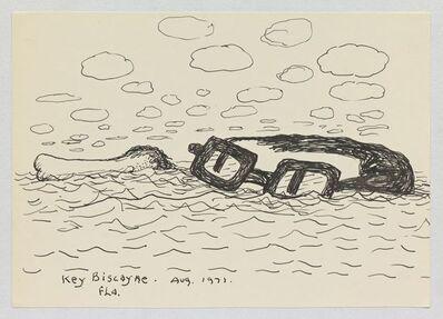 Philip Guston, 'Untitled', 1971