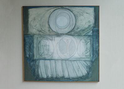 Ceri Richards, 'La Cathedrale engloutie: Silver Grey', 1963