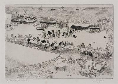 Anthony Gross, 'Sunday, Cambrills', 1933