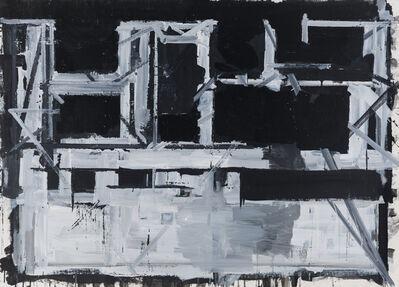 Kang Haitao 康海涛, 'Remaining Black 残存的黑', 2015