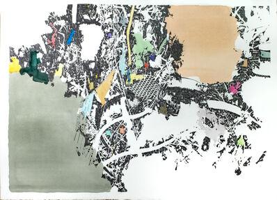 Pascal Berthoud, 'Les mondes étendus, entre les jours', 2018