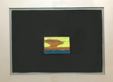 Howard Hodgkin, 'Indian Views – Plate L', 1971