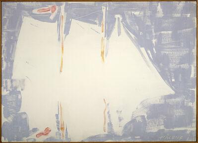 Stephen Pace, 'Windjammer in Fog #1 (93-5)', 1993
