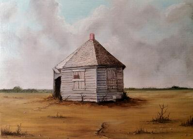 Eric Wright, 'Octagonal Schoolhouse (Bucolic)', 2020