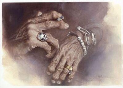Sebastian Kruger, 'Mojo Hands'