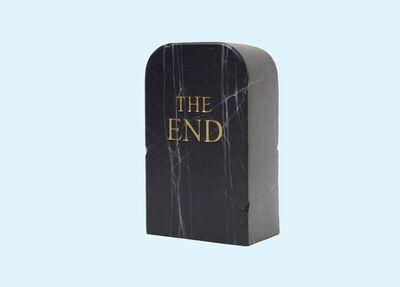 Maurizio Cattelan, 'The End (black)',  2014