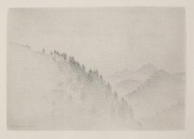 Gunnar Norrman, 'Fran Pyreneerna (From the Pyrenees)'