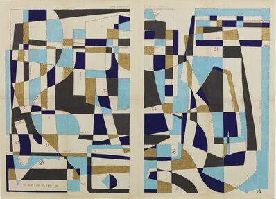 Hormazd Narielwalla, 'Bauhaus Blocks No.3', 2020