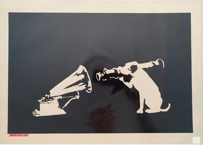 Banksy, 'HMV Dog', 2003