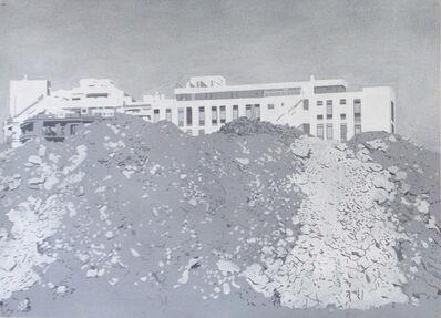 Ihosvanny Cisneros, 'Entre o Lixo e os Escombros X', 2016