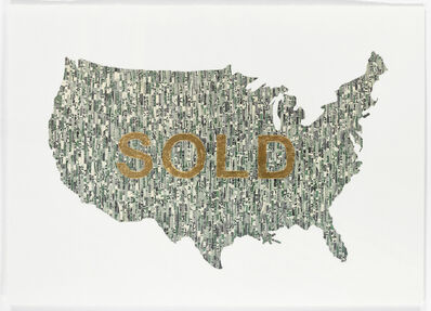 Holly Ballard Martz, 'Bought and Sold', 2019