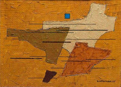 Luigi Veronesi, 'Costruzione N.16', 1965