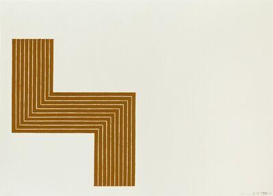 Frank Stella, 'Ophir', 1970
