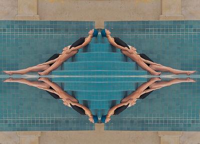 Maria Svarbova, 'Grössling – City Bath 2020 (2)  aka Harmony 2020', 2020