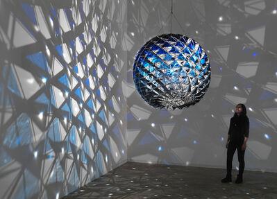Olafur Eliasson, 'Return of the Arctic light sphere', 2020