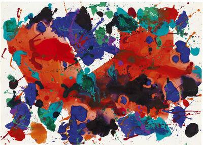 Sam Francis, 'Untitled (SF82-263)', 1982