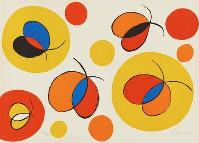 Alexander Calder, 'La Memoire Élementaire', 1976