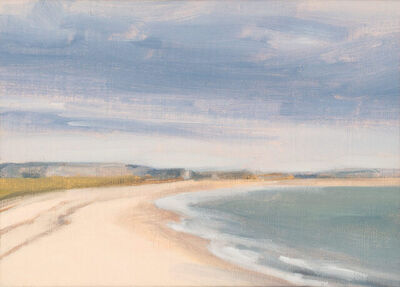 Diana Horowitz, 'Beach Point, Lifting Clouds', 2021