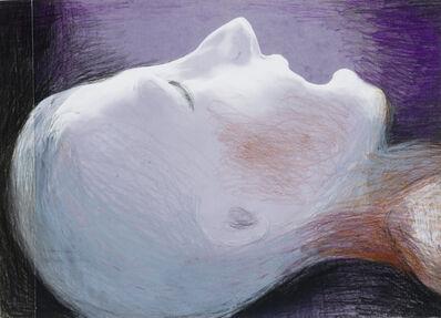 Miriam Cahn, 'liegen', 2013