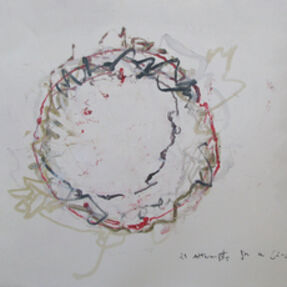 Jerry Galle, '21 Attempts for a Circle', 2013