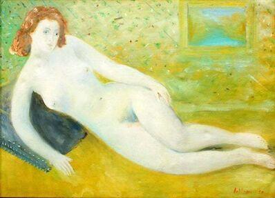 Umberto Lilloni, ' Nude', 1958