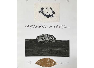 Jan Hendrix, 'Atlantic Hotel', 1949-2019