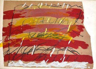 Antoni Tàpies, 'Untitled ', 1974