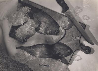 Elisabeth Hase, 'Seezungen (soles)', 1952