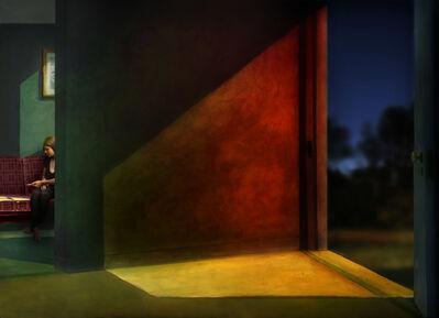 Fran Forman, 'The World Outside, after Hopper', 2019