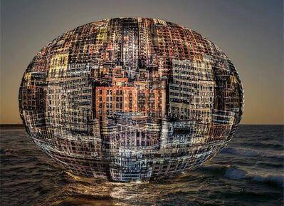 Shifra Levyathan, 'Floating City', 2016