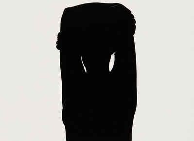 Harry Callahan, 'Eleanor, Chicago', 1948-printed later