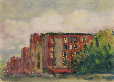 John Button, 'Lower East Side (2nd Avenue at Houston Street)'