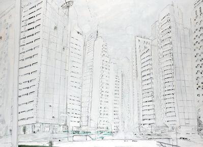 Frédéric Clot, 'Ville Blanche 2', 2007