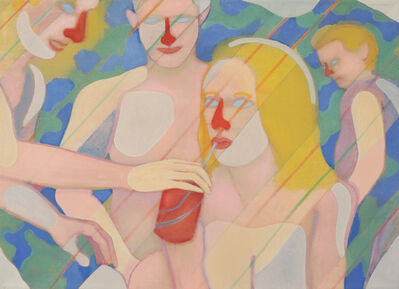 Max Maslansky, 'Soda (Pillowcase)', 2017