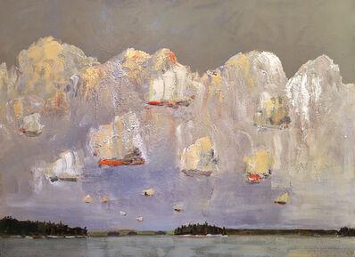 Gregory Hardy, 'Luminous Sky, La Ronge', 2016