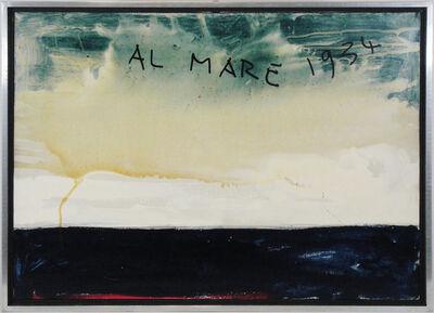 Mario Schifano, 'At the sea 1934 (Al mare 1934)', 1973-1978