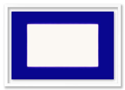 Garry Fabian Miller, 'White in Blue', 2009