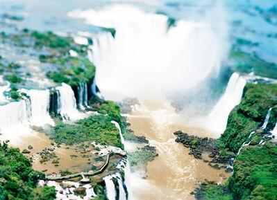 Olivo Barbieri, 'The Waterfall Project (OB-TAV XVI, TWP, Iguazu, Argentina / Brazil) ', 2006-2007