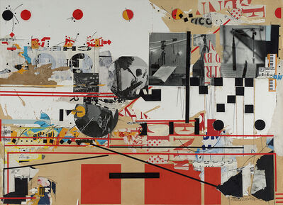 Sam Middleton, 'Studio Session', 1992