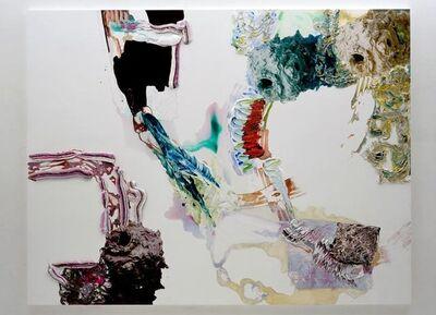 Pia Fries, 'lochtrop', 2005