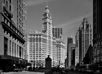 Patrick Linehan, 'Chicago M - 3 Wrigley'