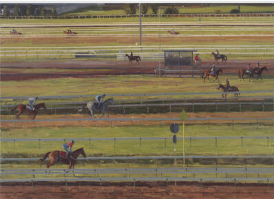 Shane Jones, 'Trackwork at Flemington #2', 2013